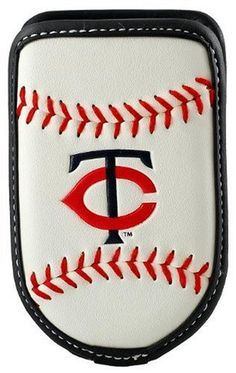 MLB Minnesota Twins Classic Cell Phone Case  http://allstarsportsfan.com/product/mlb-minnesota-twins-classic-cell-phone-case/  Made from authentic baseball leather Universal Cell Phone Case – Fits most non-PDA cell phones 360 degree swivel clip – perfect for attaching to belts, pants, purses or anywhere else