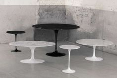 Always a favorite- Saarinen Tables