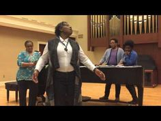 (the transition at 1:19!!)  Hear My Prayer - Cover by Callie Day: Berea College Festival of Spirituals