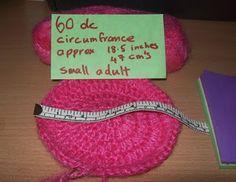 basic Double crochet hat crown
