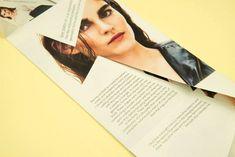 She simply is – Dana Dijkgraaf Design Graphic Design Studios, Polaroid Film, Fashion Design