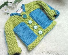 Bulky Knit Toddler's Pullover
