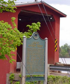 Langley Covered Bridge was on the bicycle route on Saturday, May photo by Cheryl Lombard Whidbey Island Washington, Covered Bridges, Things To Do, Cheryl, Bicycle, Things To Make, Bike, Covered Decks, Bicycle Kick