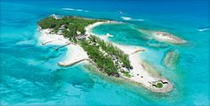 Sandals Royal Bahamian Resort with its own offshore island...this is Honeymoon material!