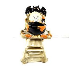 Yankee Candle Boney Bunch Boney Baby High Chair Tealight Candle Holder 2014 New