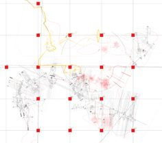 3 analyzed gestural drawing-notation
