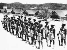 Torres Strait Light Infantry Battalion, 1945