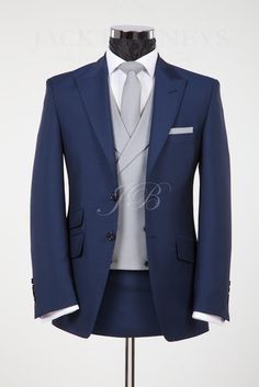 York, blue wedding suit hire from Jack Bunneys The York, blue wedding suit hire from Jack Bunneys The York, blue wedding suit hire from Jack Bunneys Online Shop Wedding Suits For Men Mens Slim Fit Suits With Pants China SOHO Factory XX Wedding Suit Rental, Vintage Wedding Suits, Best Wedding Suits, Wedding Suit Styles, Blue Suit Wedding, Wedding Men, Wedding Trends, Trendy Wedding, Groom Outfit