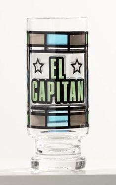 El Capitan Beer Glass