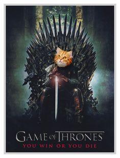 Game of Thrones poster Portrait Renaissance, Game Of Thrones Poster, Cool Posters, Movie Posters, Iron Throne, The Revenant, Pet Portraits, Etsy, Dogs
