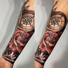 Rose-and-Compass-Tattoo_-24.jpg 1,080×1,080 pixels
