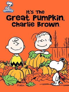 Tiffani Thiessen's pick for a great Halloween movie? It's the Great Pumpkin, Charlie Brown. We couldn't agree more.