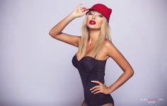 Red lips by Alex Basov on 500px