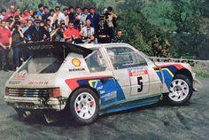 Peugeot T16 Bruno Saby Rally Corsica 1986 3008 Peugeot, Peugeot 206, Grand Raid, 205 Turbo 16, Rally Raid, Lancia Delta, Ford Escort, Amazing Cars, Car Show