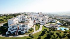 Panorámica del Fairplay Golf Hotel & Spa, ubicado en Benalup-Casas Viejas (Cádiz).