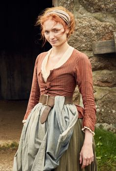 Demelza Season 3 - Demelza Season 3 -You can find Outlander and more on our website. Medieval Dress, Medieval Clothing, Medieval Fantasy, Historical Costume, Historical Clothing, Demelza Poldark, Look Boho, 18th Century Fashion, My Fair Lady