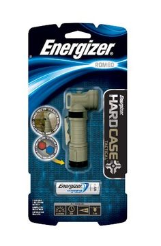Energizer Hard Case Tactical ROMEO 1AA Compact Vest Light