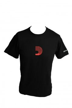 D'Addario, Daddario, Shirt, T-Shirt, Tee, Meinlshop, Merchandise, Modellnummer: DF91 Shirts, Mens Tops, Shopping, Fashion, Black Tee Outfit, Moda, Shirt, Fasion, Dress Shirt
