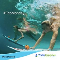 Half of the world's hospital beds are occupied by patients suffering water borne diseases.  #EcoMonday www.watercheck.biz