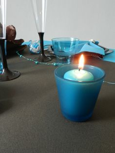 Mariage chocolat et turquoise. Découvrez lensemble de nos produits ...