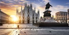 Milan Tours, Milan Sightseeing tours and Milan day tour from Tourvado. Search and book the Last Supper tickets, the best attractions in Milan Italy. Italy Destinations, Cool Places To Visit, Places To Travel, Places To Go, Angkor, Milan Travel, Culture Art, Zhangjiajie, Milan Italy