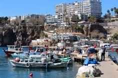 lauluni sadepäivän varalle: Antalyan vanha kaupunki (Kaleiçi) #marina #roomalainensatama #satama #antalya #turkki #turkey #travel