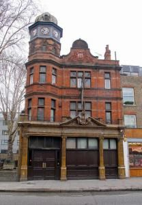 5 Top Spooky Ghost Sites in London