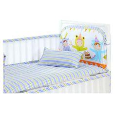 4bumpers+sheet Bright Promotion 5pcs Children Bedding Set Piece Crib Bumper Crib For Baby,