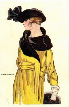 1920's Art Deco ~ Giovanni Nanni