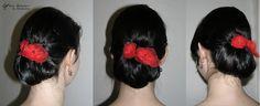Drdol, látkové kytičky ( Bun ) Drop Earrings, Jewelry, Design, Fashion, Moda, Jewlery, Jewerly, Fashion Styles, Schmuck