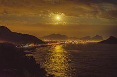 Lua de Natal - Rio de Janeiro