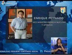 Nombran A Un Vice Ministro De Energia Nuclear Y Atomica En El País #Video