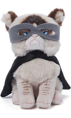 Gund Grumpy Cat Superhero Beanbag Stuffed Animal Plush Best Price