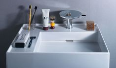 Kartell by Laufen | The bathroom collection