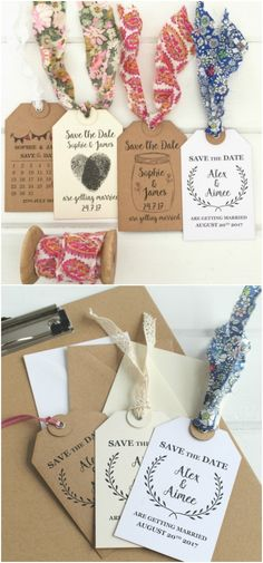 Save the Date Personalised Rubber Stamps are a perfect easy DIY option. I run through tips for best results and some pretty inspiration from Razzle Dazzle Rose.