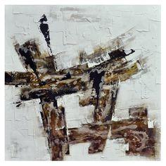 Driftwood Painting Print