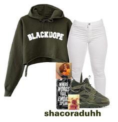 """."" by shacoraduhh ❤ liked on Polyvore featuring NIKE and Casetify"