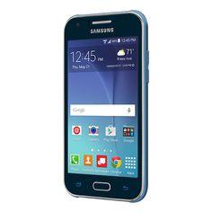 Verizon Samsung Galaxy J1 No Contract Cell Phone Blue 8GB 4.3 screen BRAND NEW #Verizon #Smartphone