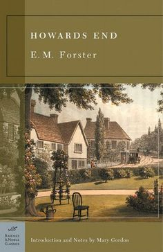 Howards End by E.M. Forster (Barnes & Noble Classics Series)