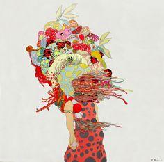 China based artist Zhou Fan
