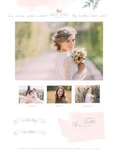 Wix Website Template Wedding Planner Website Event Planner Website - Wedding photography website templates