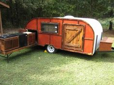 old camping trailers - Google 검색