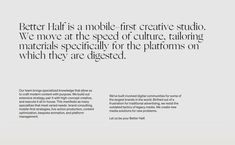 Ogg with Sohne Portfolio Site, Typography, Lettering, Bettering Myself, Tag Design, Creative Studio, Design Agency, How To Find Out, Letterpress