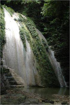 Colombia - Cascada Coello, Tolima.