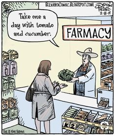 """& Wellness Love the idea of a """"farmacy"""" instead of the """"pharmacy!"""" I believe whole foods really can help you heal.Love the idea of a """"farmacy"""" instead of the """"pharmacy!"""" I believe whole foods really can help you heal. Health Tips, Health And Wellness, Health Fitness, Fitness Humor, Holistic Nutrition, Healthy Nutrition, Holistic Wellness, Health Facts, Nutrition Tips"""