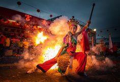 Ba Jia Jiang, Taiwan Photo by Theerasak Saksritawee — National Geographic