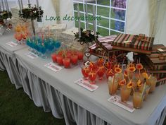 Wedding Food & Drink