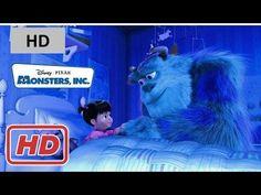 [英語 リスニング 聞き流し ディズニー]#映画英語字幕❤基礎英会話【英語リスニング聞き流しOHMYGODENGLISH】#Elisbgm#6 Disney Pixar Monsters - Boo - YouTube