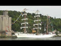 Parade sur la seine-Armada de Rouen-2013