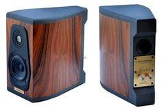 Audio Solutions Guimbarde: malé regálovky pro malé pokoje   Svět audia